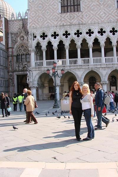 Рыжик в Италии (Я и Блонд)