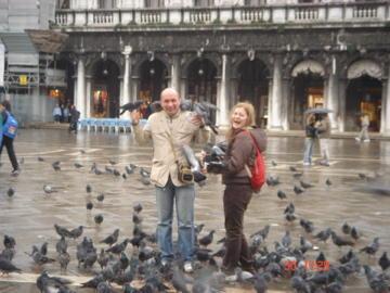Венеция ноябрь 2007