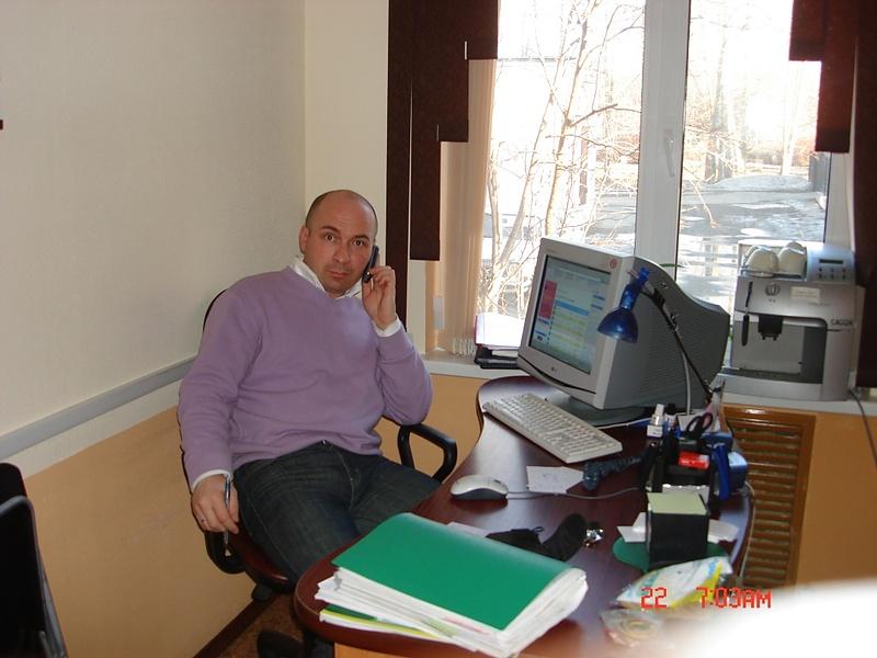 Гурман в офисе