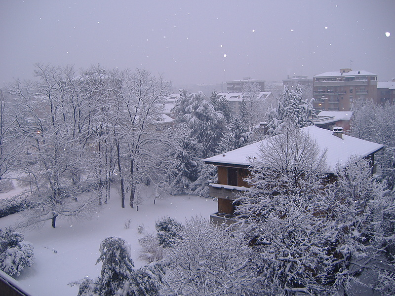 Ау! Зима!