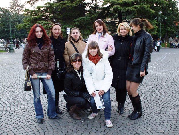 Еще вчера в Вероне была встреча ;)