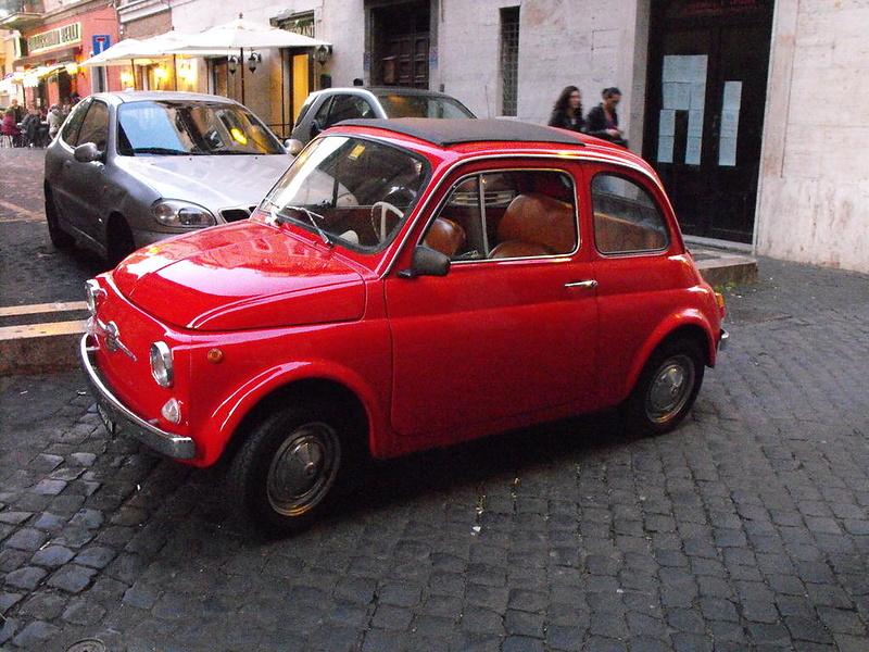Живая легенда итальянского автопрома