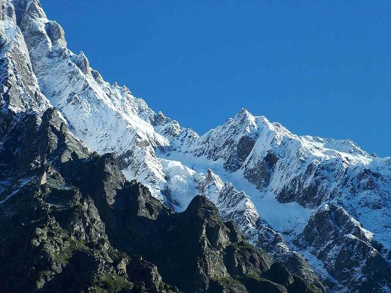 Valle d'Aosta или лучше гор могут быть только горы!