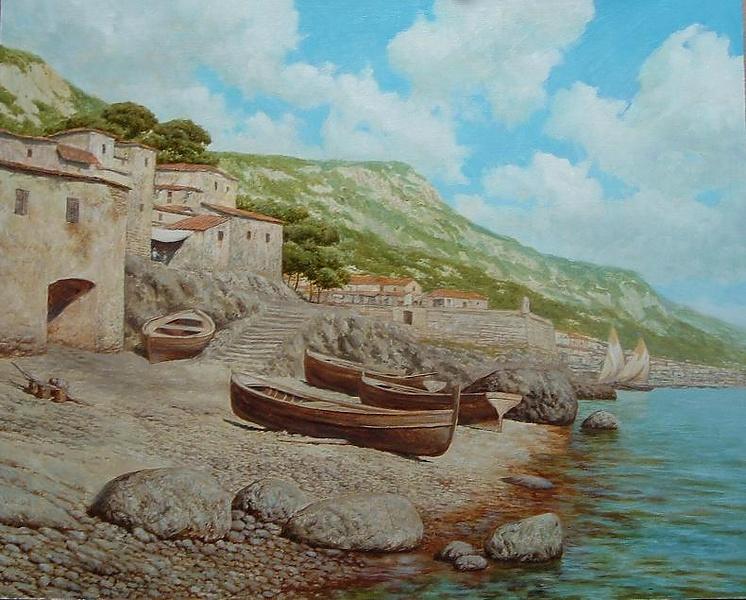Лигурийский берег
