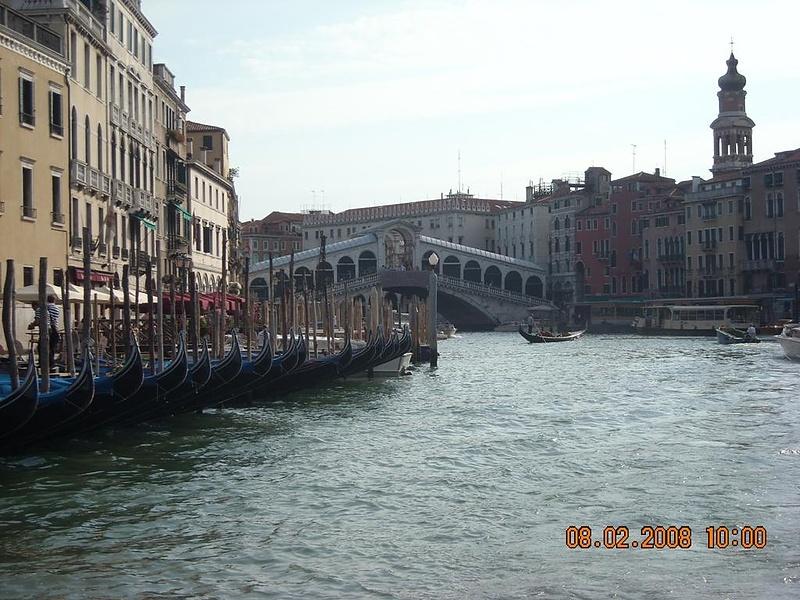 Венецианские зарисовки 1