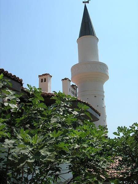 дворец румынской принцессы в Болгарии
