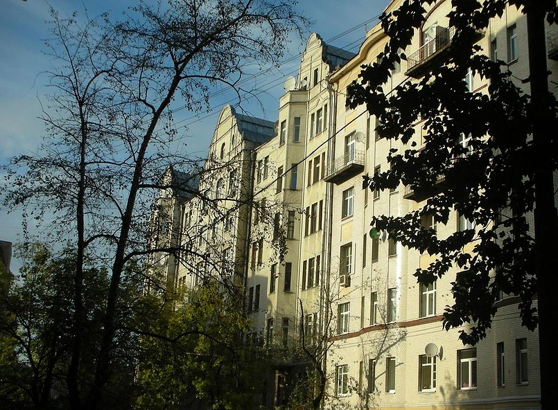 Московская ранняя осень