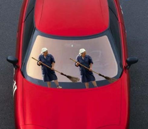 НОВИНКА!!! Новые дворники на лобовое стекло машины...