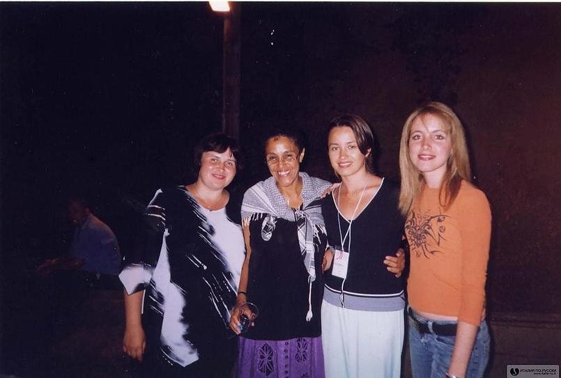 В Испании вместе с кубинскими друзьями