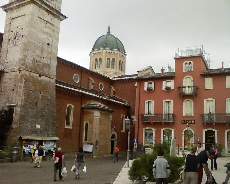 Прогулка по Равенне.