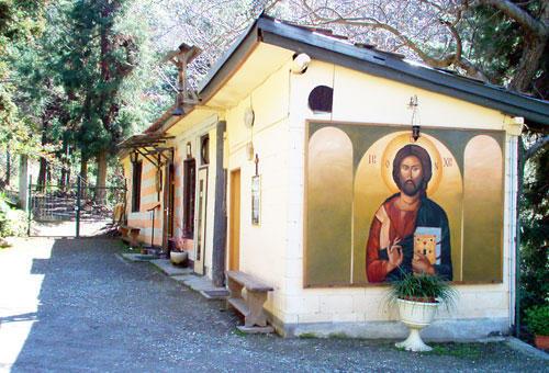 Греческий православный монастырь – Revello (CN)