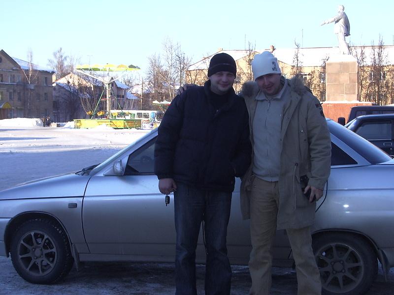 тула -45 зима 2006 во поподалово