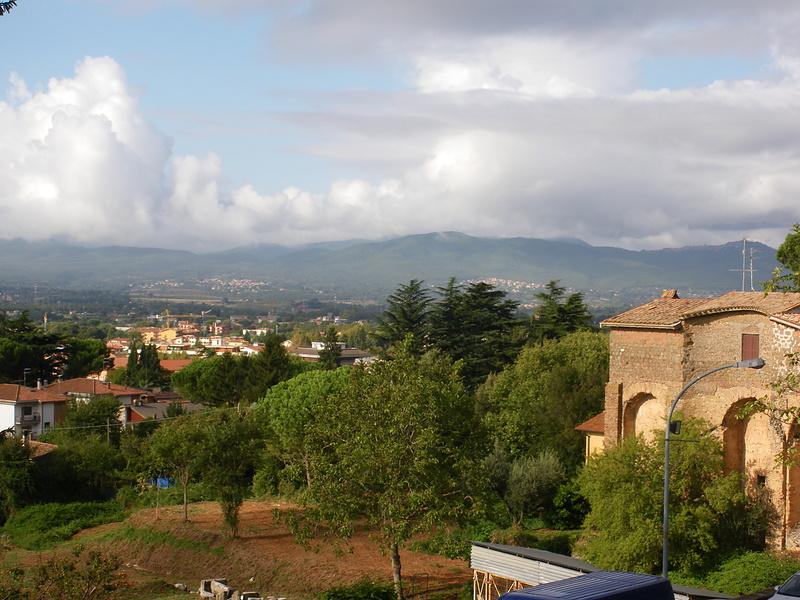 Палестрина.Регион Лацио.
