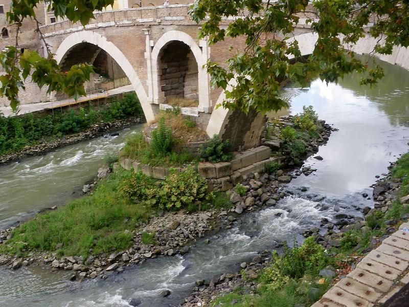 Мосты Рима:Ponte Cestio
