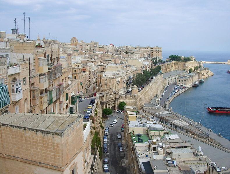 А на Мальте еще лето!