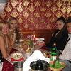 В русском ресторане