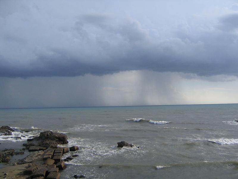 Италия Тирренское побережье