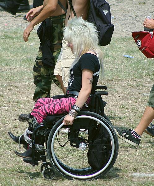 Инвалид не приговор
