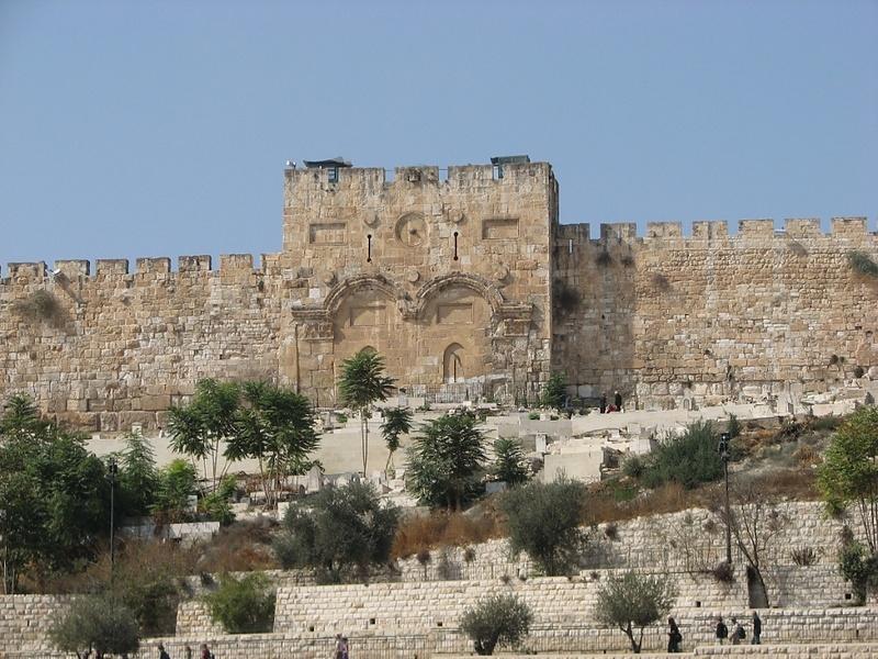 Экскурсия в Иерусалим накануне Пасхи