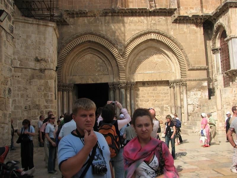 Экскурсия в Иерусалим накануне Пасхи 2