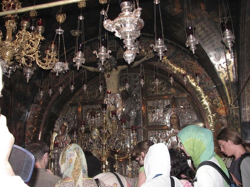 Экскурсия в Иерусалим накануне Пасхи 3