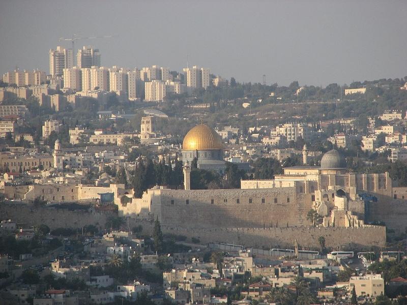 Экскурсия в Иерусалим накануне Пасхи 7