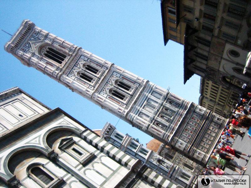 Еще одна нестандартная башня :)