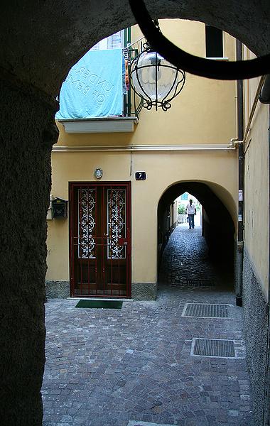 Spotorno - Турецкий переулок