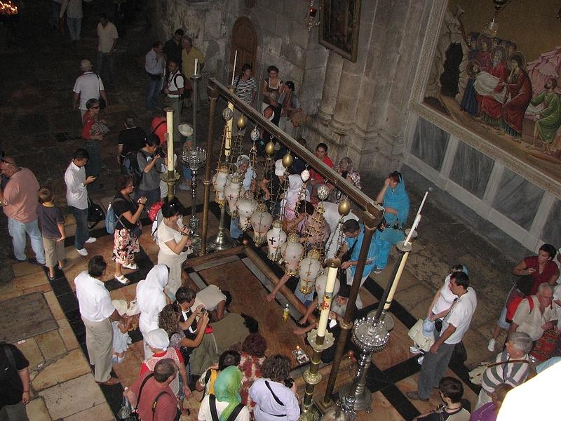 Экскурсия в Иерусалим накануне Пасхи 4