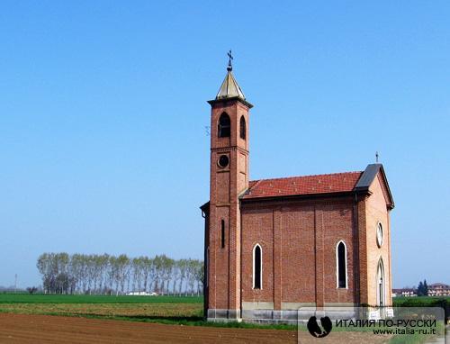 Готичная церковь