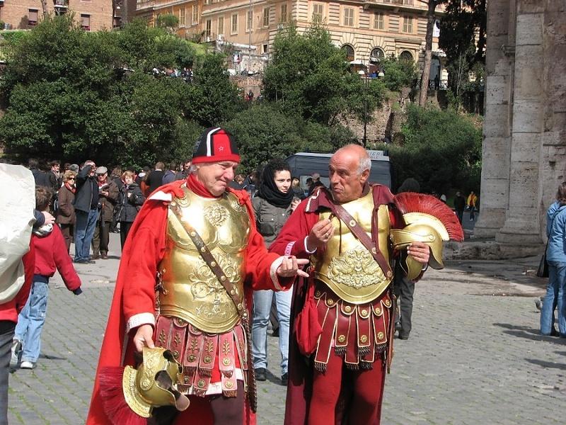 Римские дуэты 1