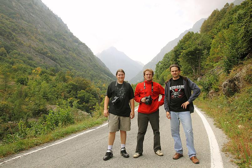 Экспедиция на крайний север Пьемонта с Александром Камакаевым