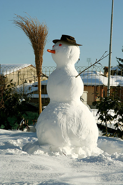 Снеговик :)