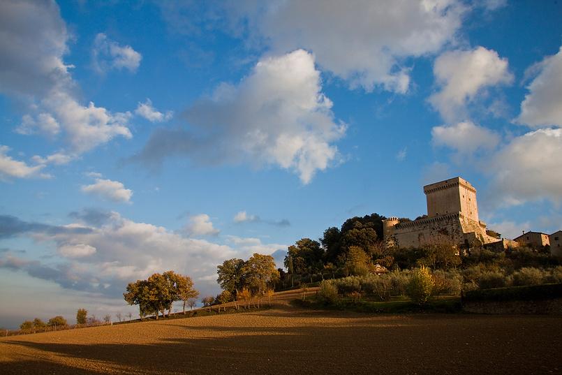 Тоскана - Sarteano (Si)