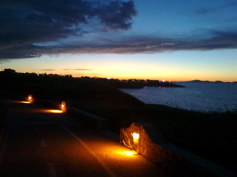 Порто Торрес by night