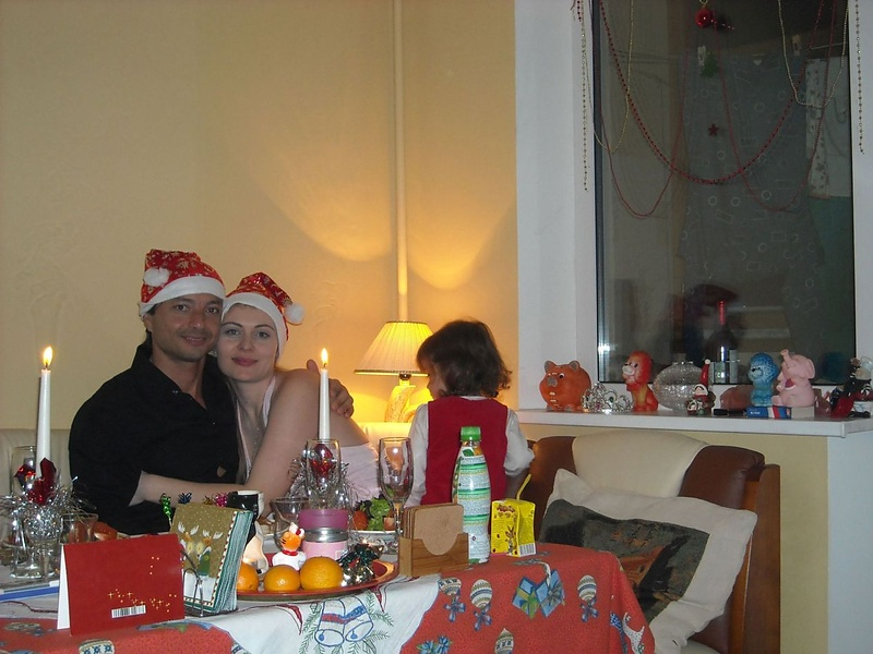 Наша Новогодняя ночь.