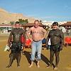 Полезные грязи Мертвого моря