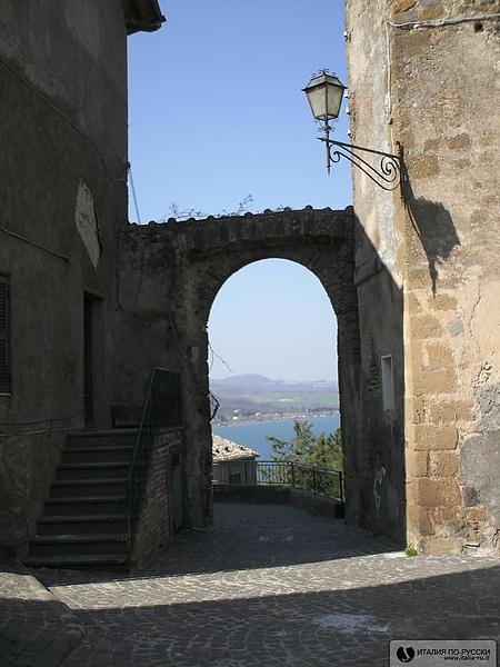 Арка в Capodimonte