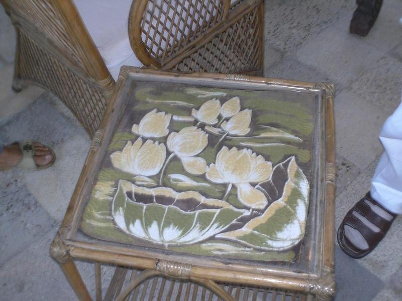 Столик в дом Валерии