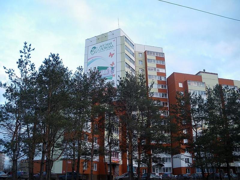 В городе Тольятти