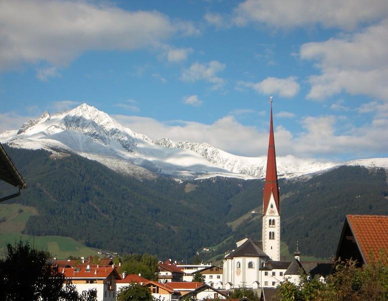 В тирольских Альпах
