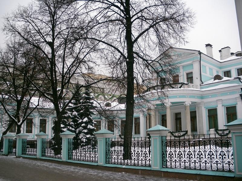 Москва.Январь.