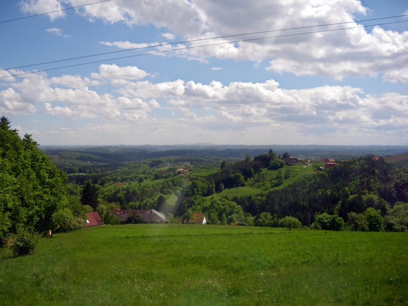 Апфельланд в Штирии(Австрия)