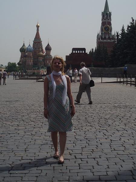 Москва 2007, Май