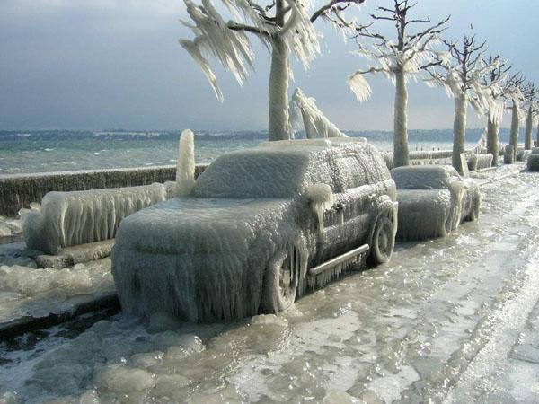 Вот это Зима!!!