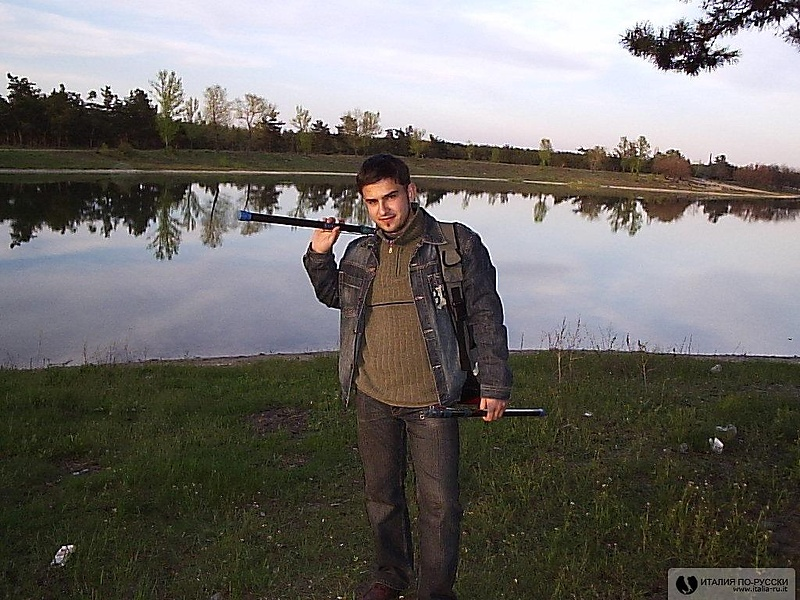 Сегодня на рыбалке :)