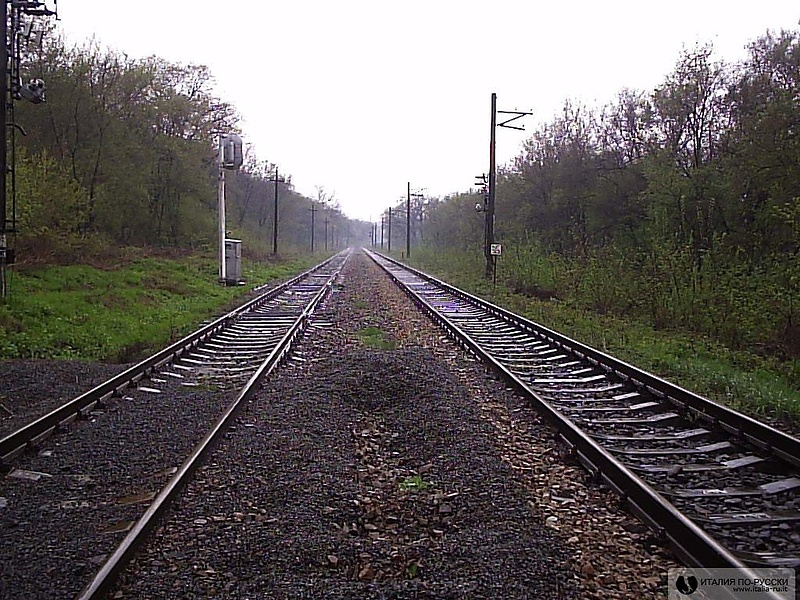 Дорога в НИКУДА.