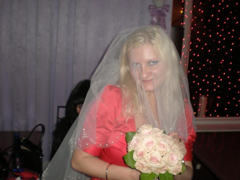 Невеста - рептиция.