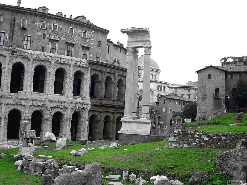Из жизни Рима...