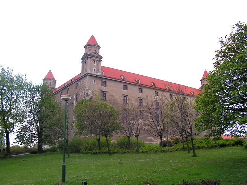 Замок Марии Терезы.Братислава